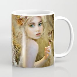 Touch of Gold - Fairy Coffee Mug