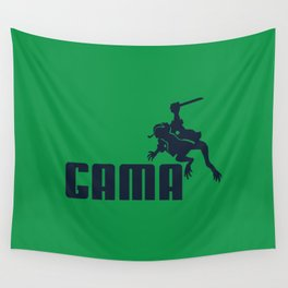 Gama Wall Tapestry