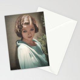 Myrna Loy 1930s Stationery Cards