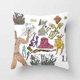 ^&^&^&^ Throw Pillow