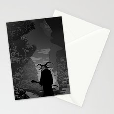 The Demon Stationery Cards