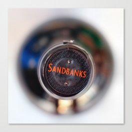 Sandbanks Estate Winery - Baco Noir Reserve (2012) Canvas Print