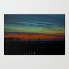 Amazing View  Canvas Print
