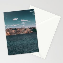 Beautiful Pangong Lake Stationery Cards