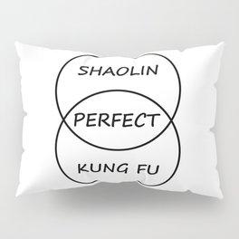 Shaolin Kung Fu Pillow Sham