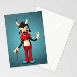 Not your Hell Stationery Cards