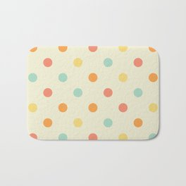 Candy Shop Polkadot Bath Mat
