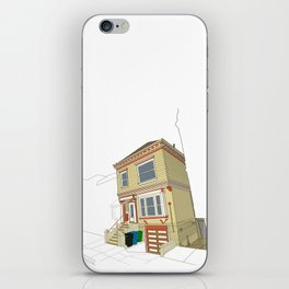Mike's House iPhone Skin