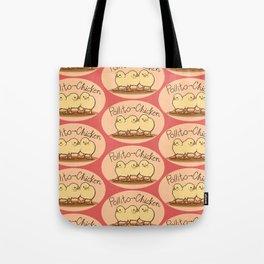 Pollito-chicken Tote Bag