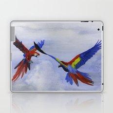 Parrots of Dolores Park Laptop & iPad Skin