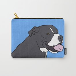 Cash The True Bluenose Pit Bull Carry-All Pouch