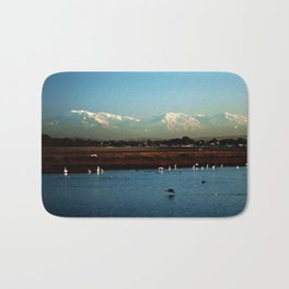 Bolsa Chica Wetlands Huntington Beach, California Bath Mat