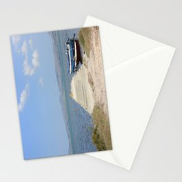 By The Boats Stationery Cards
