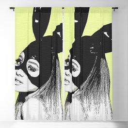 ARIANA GRAND love Blackout Curtain