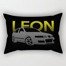Seat Leon Cupra R Rectangular Pillow