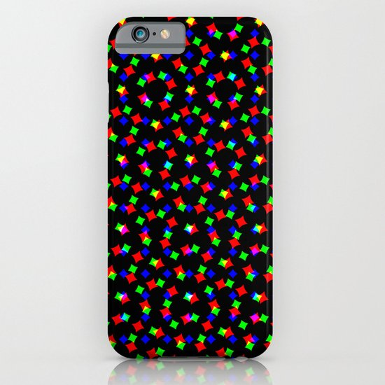 RED GREEN BLUE COSMOS iPhone & iPod Case