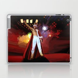 Hail to the Queen ♫♪ Laptop & iPad Skin