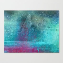 The Ghost of the Humpback Whale Canvas Print