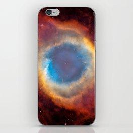 Helix Nebula, NGC 7293 iPhone Skin