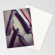Vintage Razors Stationery Cards