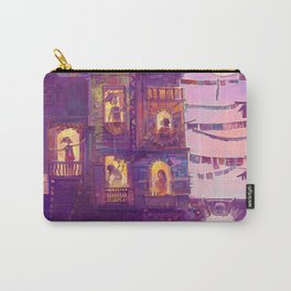 Little Girl Lost Carry-All Pouch