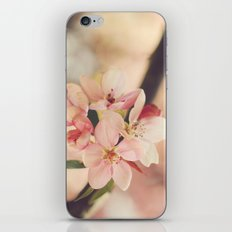 Pink Printemps  iPhone & iPod Skin