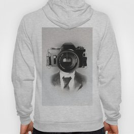 Faces of the Past: Camera _no stripes Hoody