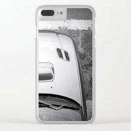 Subaru Clear iPhone Case