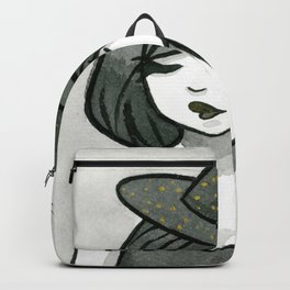 Crooked Witch Backpack