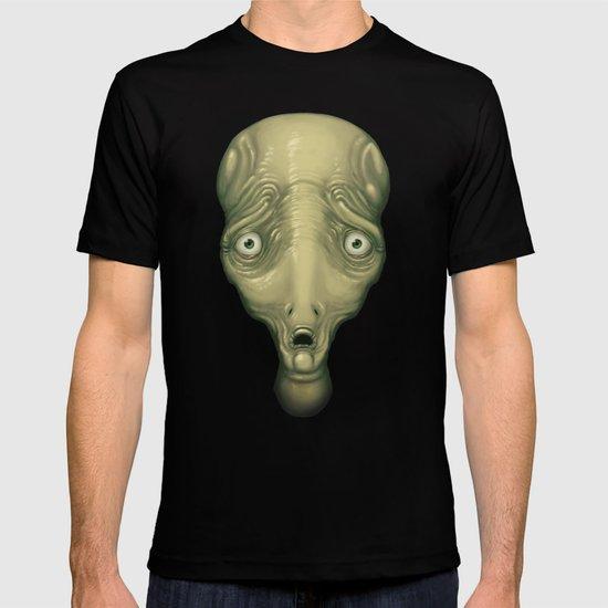 Shocked Alien T-shirt