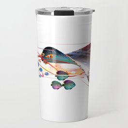 Electric Stingray Travel Mug