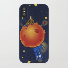 The Prince and the Rose iPhone Case