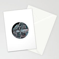 Home, Bright Home Stationery Cards