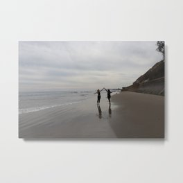 Alone Together Metal Print