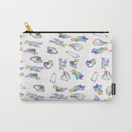 Animal Babies Carry-All Pouch