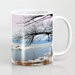 Ice Beach Coffee Mug