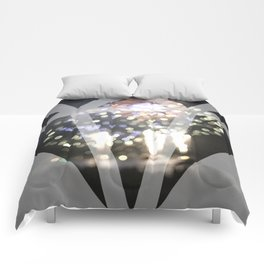 Shine Bright Like A Diamond Comforters