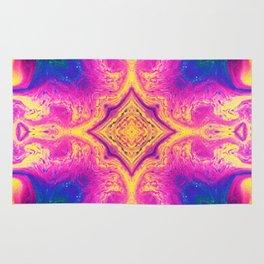 Psychedelic Three Rug