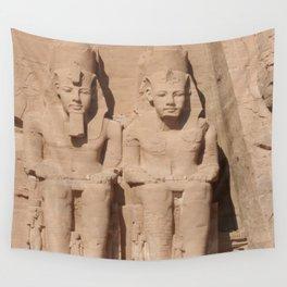 Abu Simbel 003 Wall Tapestry