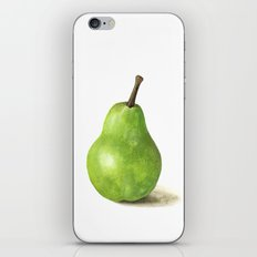 The Beauty of a Pear iPhone & iPod Skin