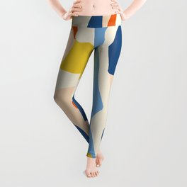 Me & Mine #abstract #painting Leggings