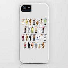 St_ar_Wars Alphabet 2 iPhone Case
