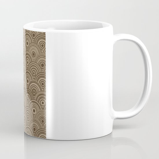 Orbis (Brown) Mug