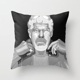 Sons Of Anarchy Throw Pillow