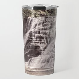 Waterfall in all its beauty Travel Mug