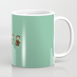 Frodo, Sam, Pippin and merry Coffee Mug