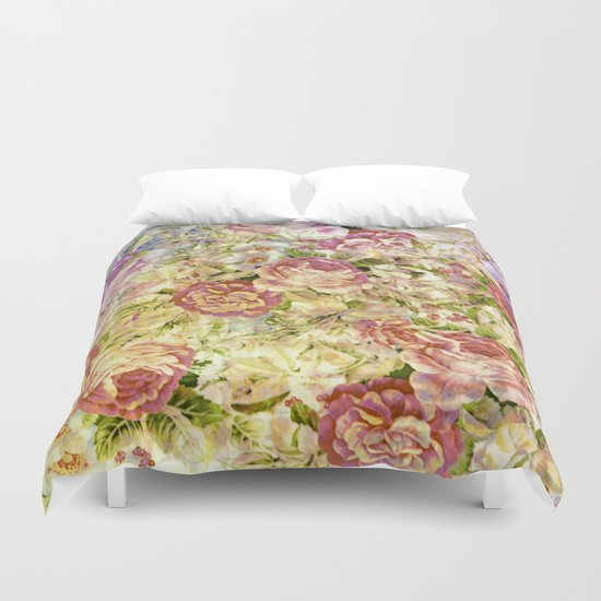 multifloral Duvet Cover