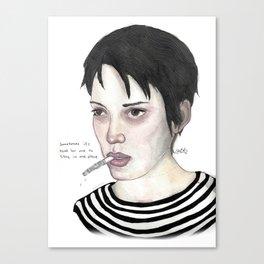 Susanna Kaysen Canvas Print