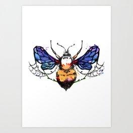 Abeille Art Print