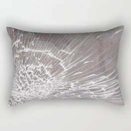 Texture #12 Glass Rectangular Pillow